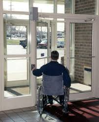 handicap operator repair