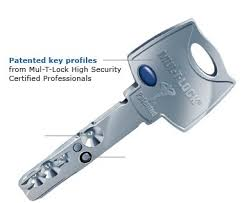 high security lock advantage