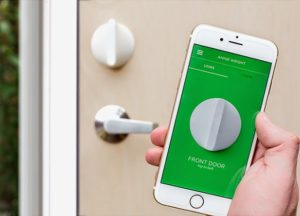 High-Tech Door Locks