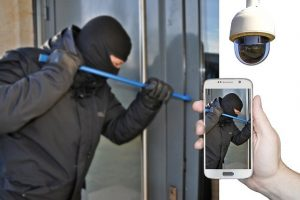 Avoid Front Door Break-Ins