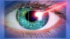 eye recognition